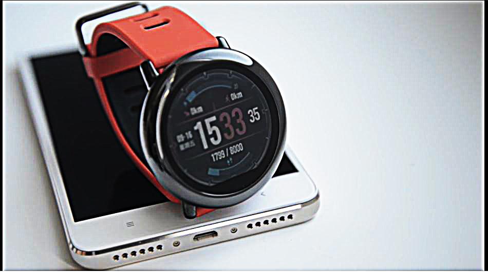 amazefit smartwatch