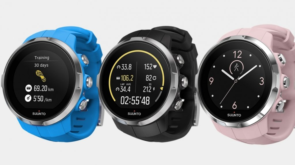 GPS sport watch