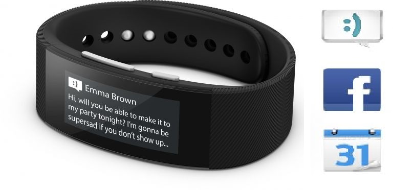 Smartband Talk SWR30 Review