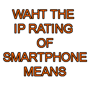 what is an IP rating and What you didn't know about it
