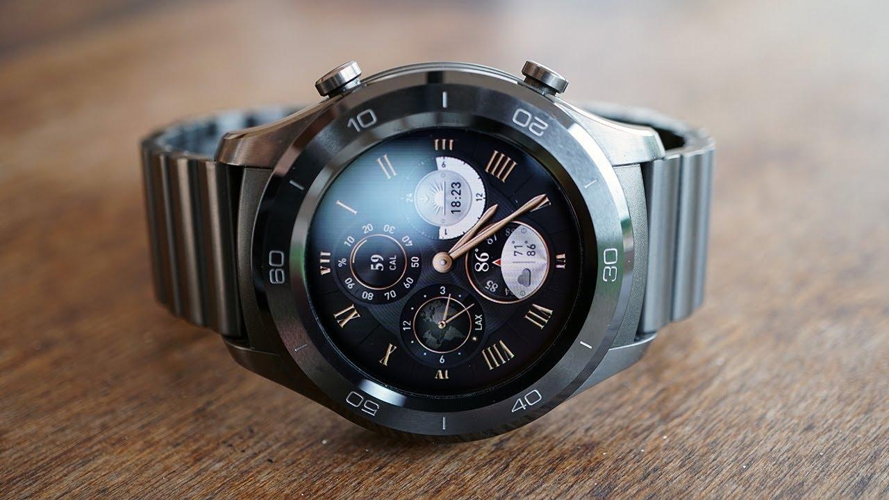 Huawei watch 2 classic edition
