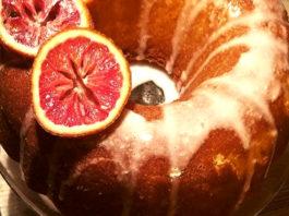 Pound Cake Lemon