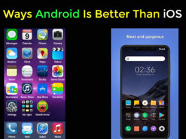 Ways Android Is Better Than iOS