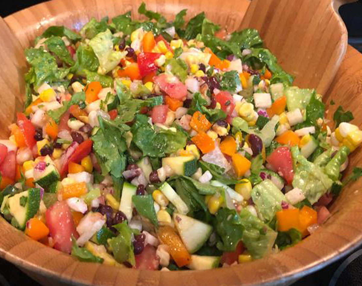 mexican chopped salad recipe