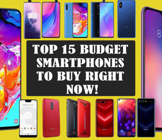 Best Budget Smarphones
