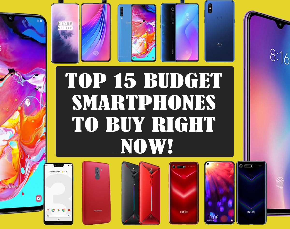 Best Budget Smarphones