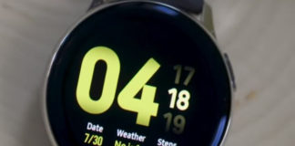 Galaxy Watch Active 2 Review