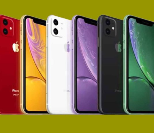 iPhone 11 family