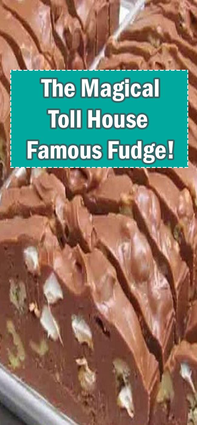Toll House Famous Fudge