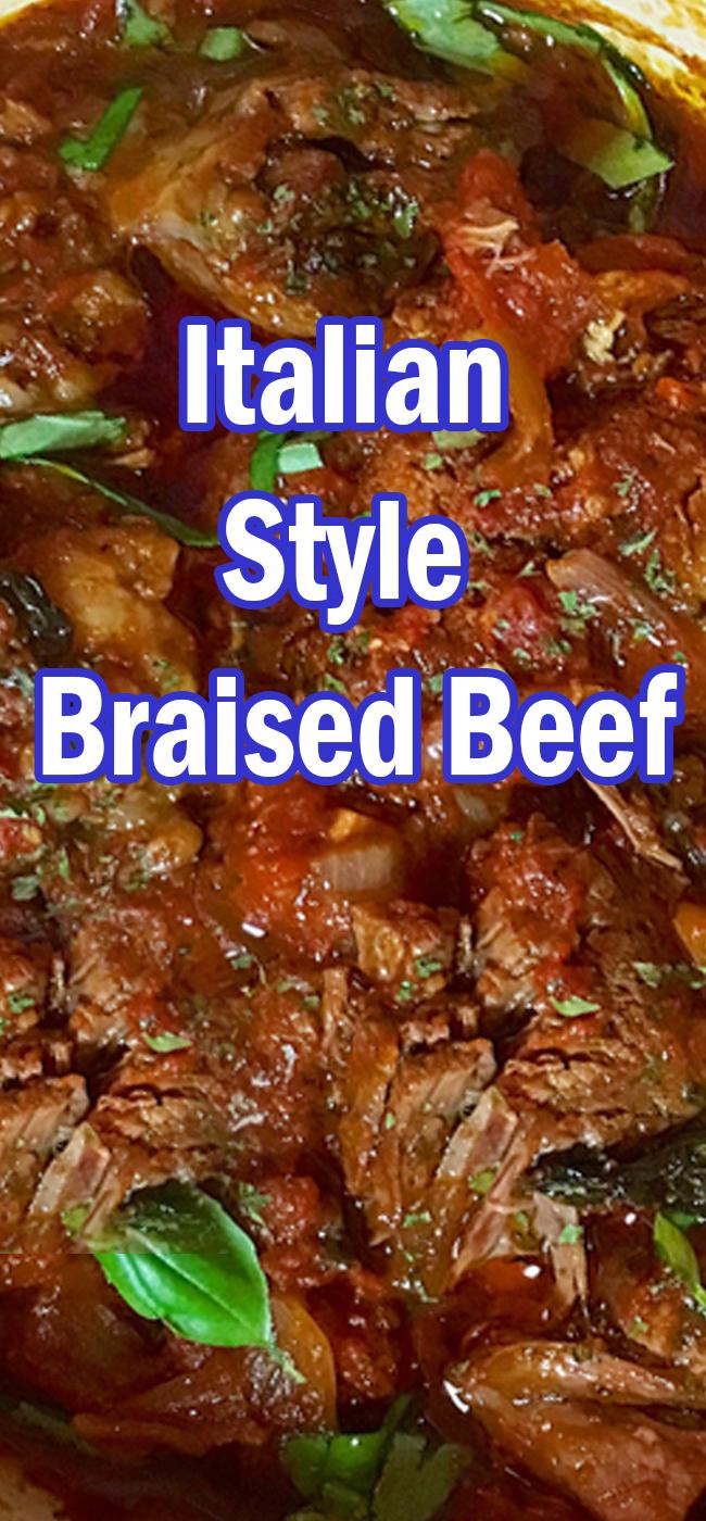 Italian Style Braised Beef