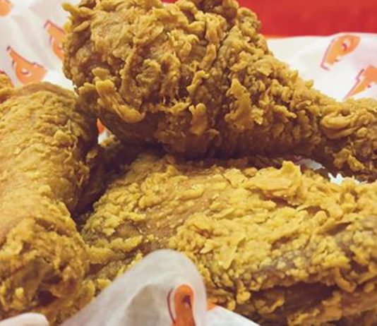 POPEYES FRIED CHICKEN