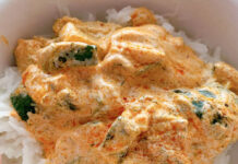creamy Zucchini Sauce